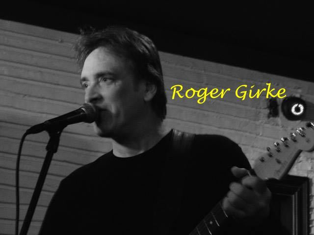 Roger Girke & The Wandering Trio tonight at 8!