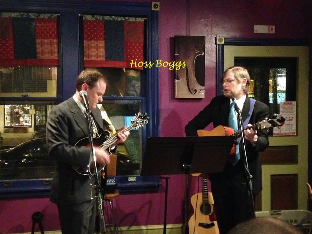 Hoss/Boggs at the cafe tonight!