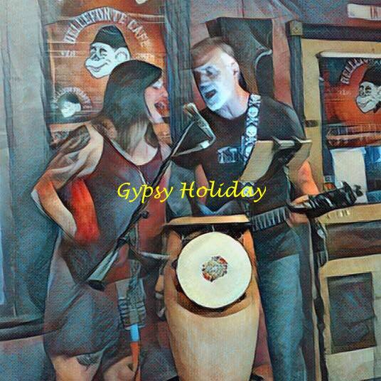 Gypsy Holiday performs tonight.